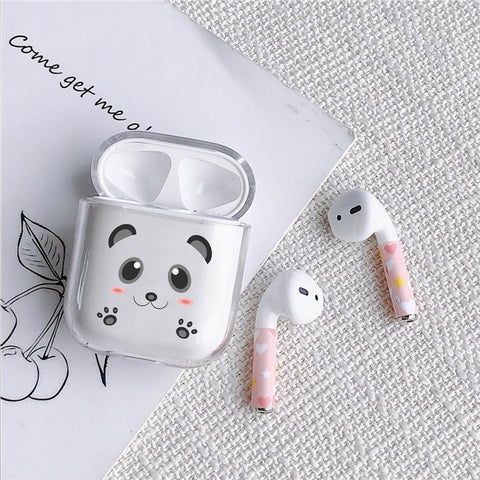 adorable-panda-airpods-case
