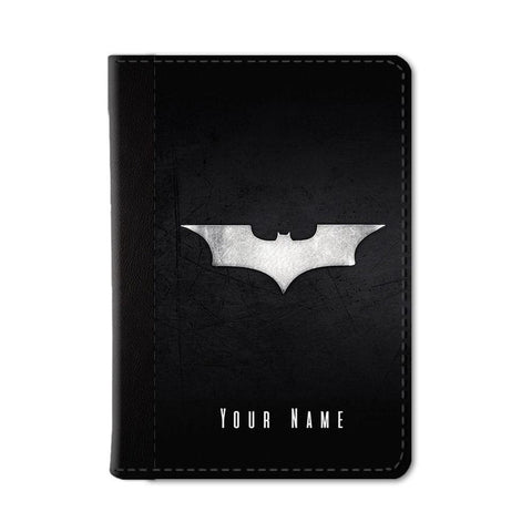 The Dark Knight Custom Passport Wallet