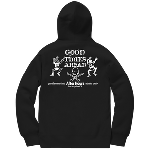 AFTER HOURS HOODIE - BLACK