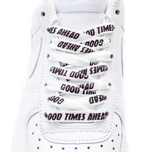 GOODTIMES LACES - WHITE