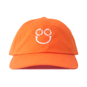 SMILE HAT - ORANGE