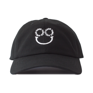 SMILE HAT - BLACK