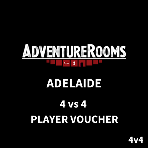 Adelaide Gift Voucher - 8 Players (4 vs 4 Duel)