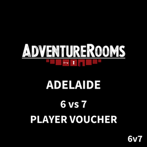 Adelaide Gift Voucher - 13 Players (6 vs 7 Duel)