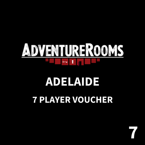 Adelaide Gift Voucher - 7 Players