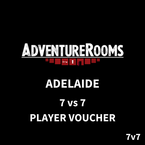 Adelaide Gift Voucher - 14 Players (7 vs 7 Duel)