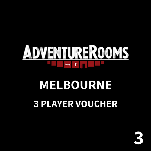 Melbourne Gift Voucher - 3 Players