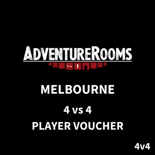 Melbourne Gift Voucher - 8 Players (4 vs 4 Duel)