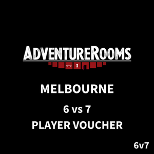 Melbourne Gift Voucher - 13 Players (6 vs 7 Duel)