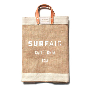 Surf Air x Apolis Tote