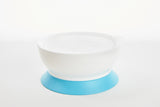 12oz eLIpse suction spill proof bowl with lid - Bunnytickles