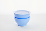 8oz eLIpse spill proof bowl set with lids - Bunnytickles