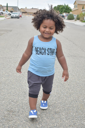 Beach Stud  - Kid's Tee - West+Mak