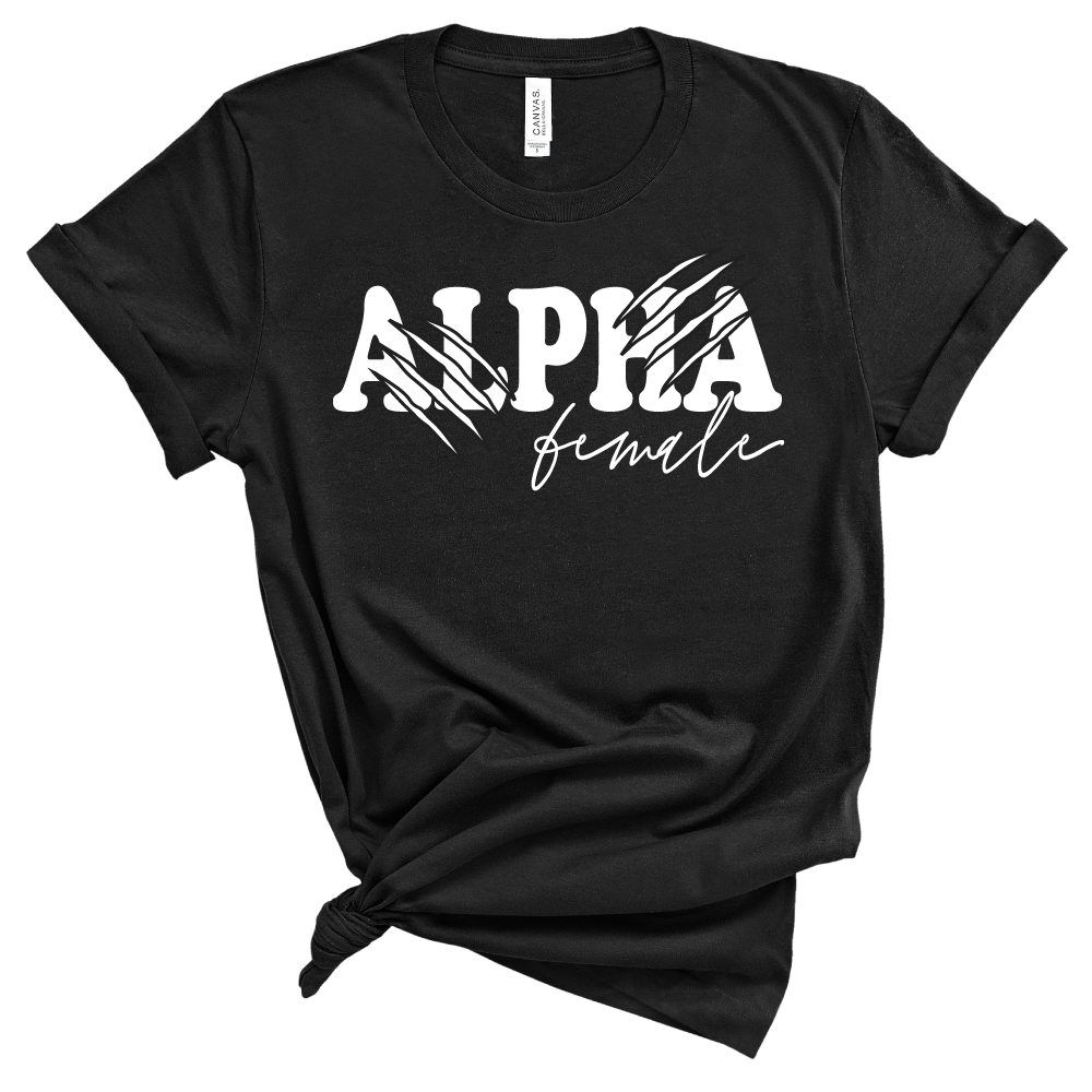 Alpha Female - Adult Unisex Tee