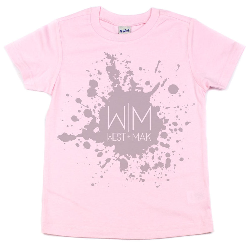 Lover Girl - Kids VDay Tee - West+Mak