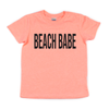 Beach Babe  - Kid's Tee - West+Mak