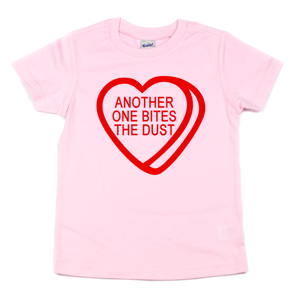 Another One Bites the Dust - Kids VDay Tee - West+Mak