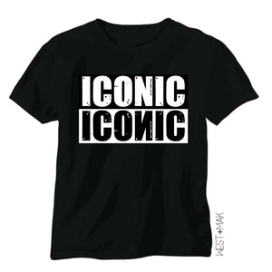 Iconic Tee - Short Sleeve - West+Mak