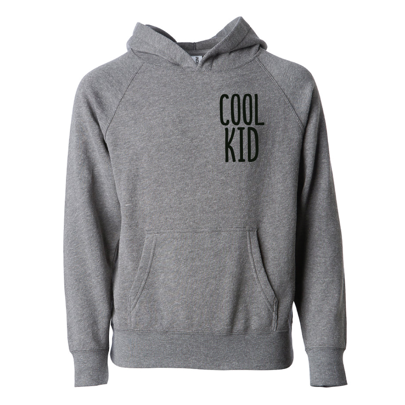 These are the Golden Years - Kids Pullover Hoodie - West+Mak