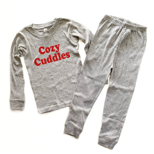 Cozy Cuddles Kids Pajamas - West+Mak