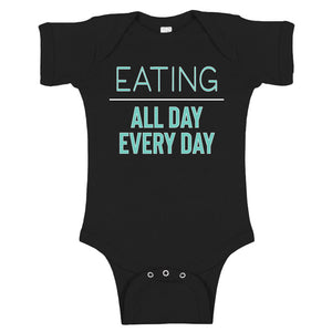 Eating, All Day Every Day - West+Mak