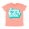 Feeling So Cool  - Kid's Tee - West+Mak