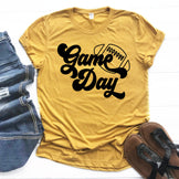 *CHOOSE TEAM* Game Day Option 1 - Unisex Tee