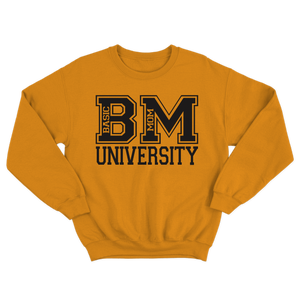 Basic Mom University - Unisex Pullover - West+Mak