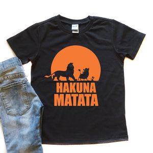 Hakuna Matata - Kid's Tee or Tank - West+Mak