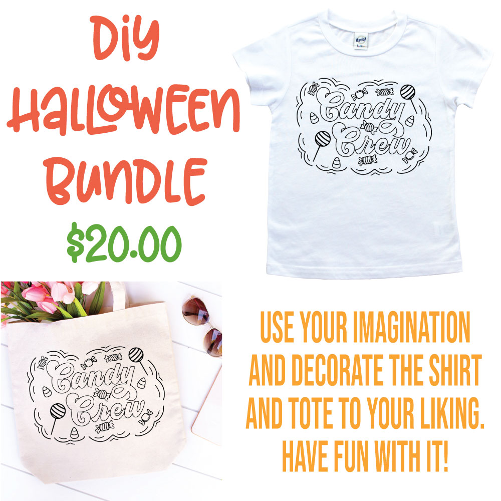 DIY Halloween Bundle - West+Mak