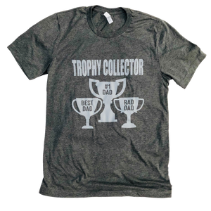 Trophy Collector - SHORT SLEEVE TEE - West+Mak