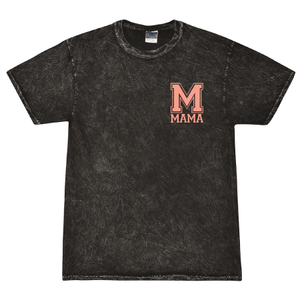 Mama Chest - Black Mineral Wash