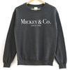 Mickey & Co. - Adult Unisex Pullover - West+Mak