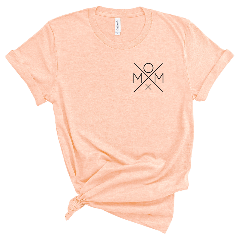 Minimal Mom Short Sleeve Tee - West+Mak