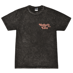 Motherly Love - Black Mineral Wash
