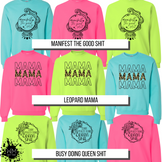 Neon Pullovers - Adult Unisex Pullovers