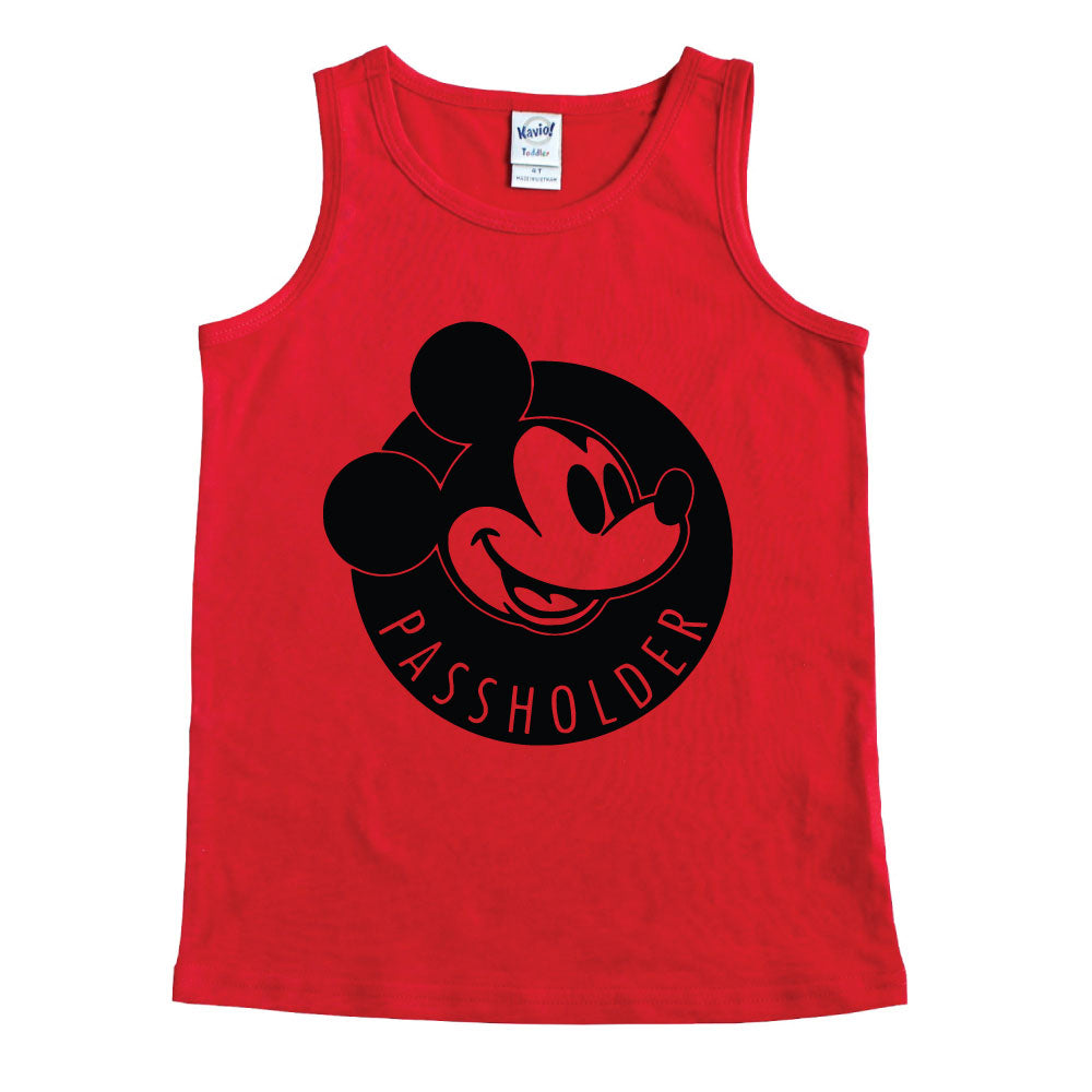 Passholder - Kid's Tee or Tank - West+Mak