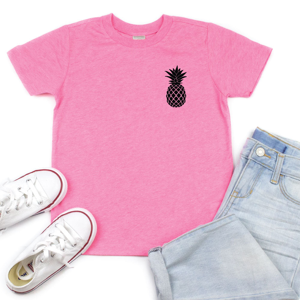 Mini Pineapple - Kids Tee or Tank - West+Mak