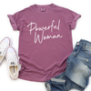 Powerful Woman - Unisex Short Sleeve Tee - West+Mak