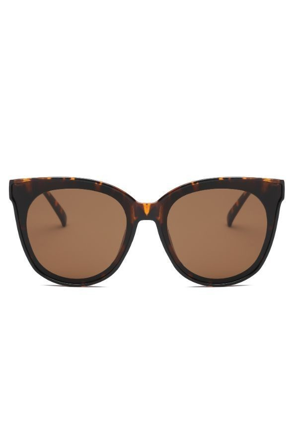 Monica (Tortoise) - Sunglasses - West+Mak