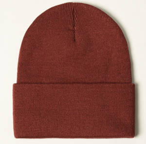 Cuff Beanie - Kids and Adults
