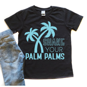 Shake Your Palm Palms - Kids Tee or Tank - West+Mak