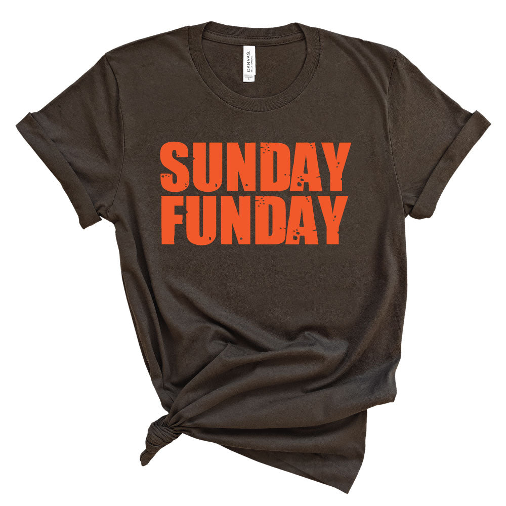 *CHOOSE TEAM* Sunday Funday Option 2 - Unisex Tee - West+Mak