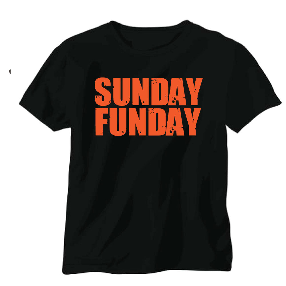 *CHOOSE COLORS* Sunday Fun Day KIDS Tee - West+Mak