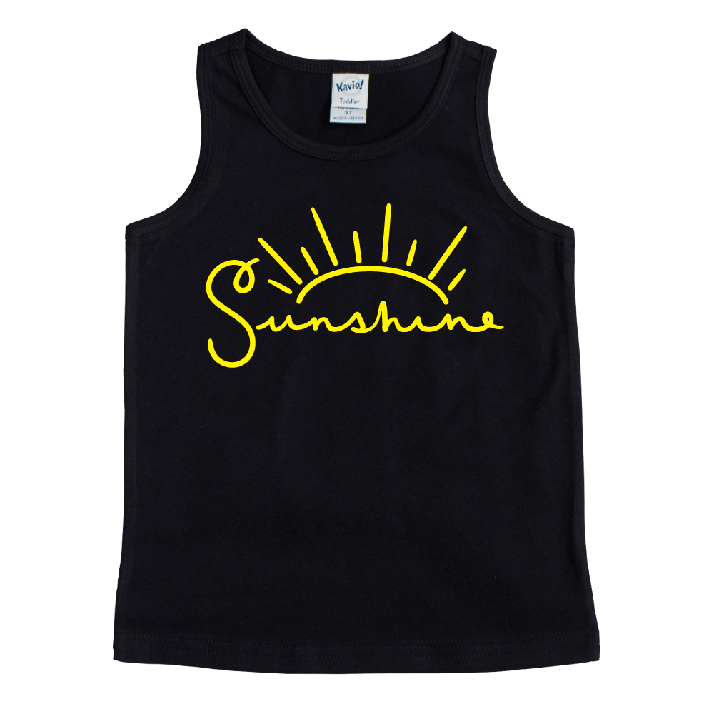 Sunshine - Kid's TANK