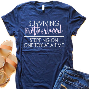 Surviving Motherhood - West+Mak
