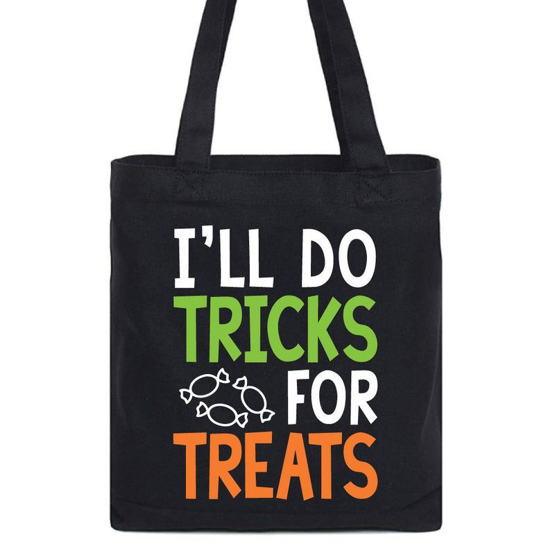 Trick or Treat Halloween Tote - West+Mak