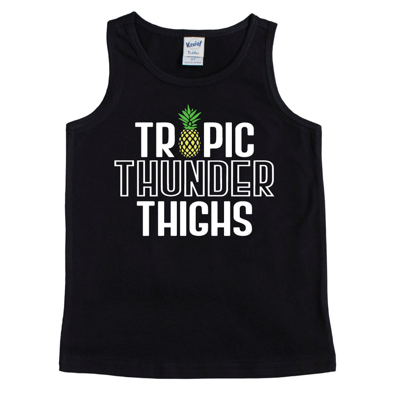 Tropic Thunder Thighs - Kid's TANK