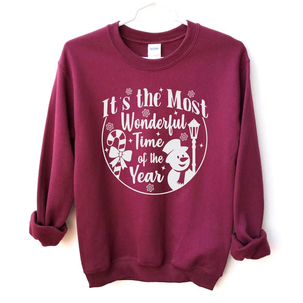 It's the Most Wonderful Time of the Year - Adult Unisex Pullover