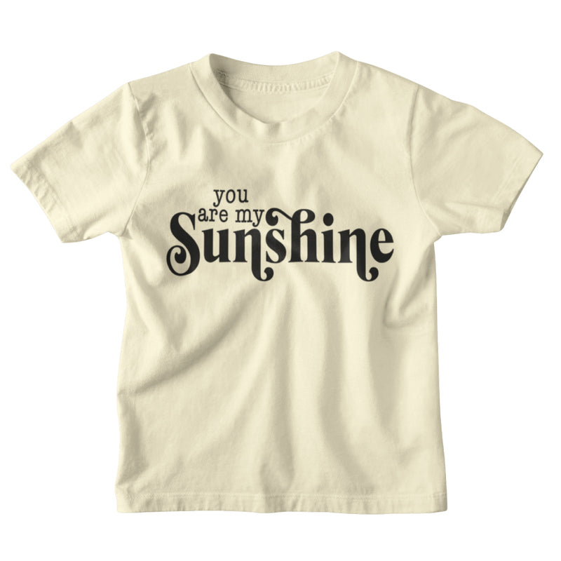 You are my Sunshine - Kids Tee - West+Mak